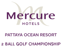 Mercure Pattaya Ocean Resort 2 Ball Golf Championship